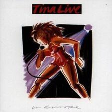"""TINA TURNER """"TINA LIVE IN EUROPE"""" 2 CD NEU"""