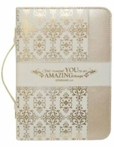 Ephesians-2-10-Bible-Cover-Cream-and-Gold-Large