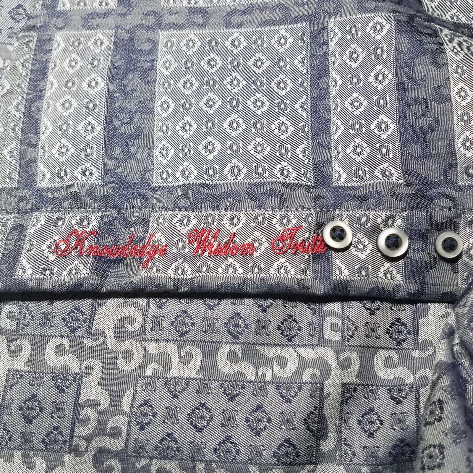 525 vi-m1404 de Uomo Jersey-Colore Blu Scuro de vi-m1404 10905f