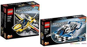 Lego Technic Set 42044 42045 Détails du produit Très rare N1 / 16