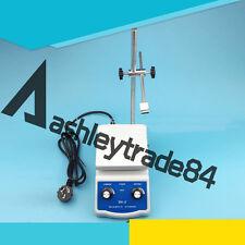Sh 2 Digital Lab Hot Plate Magnetic Stirrer Mixer Thermostatic 220v 180w