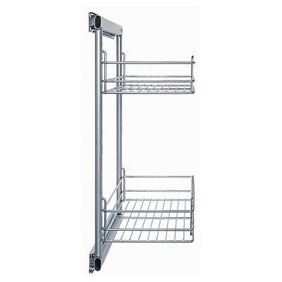 NEW Hafele Home 2 Under Sink Pull Out Basket 500mm