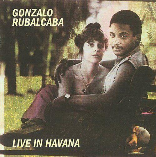GONZALO RUBALCABA - LIVE IN HAVANA NEW CD