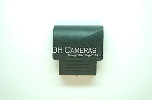 Metal Plate New SD Card Chamber Door Cover Cap Lid For Nikon D5100 With Spring