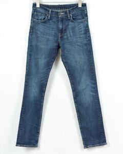 Levis-511-Slim-Fit-Jeans-Stretch-Cotone-Elastan-da-Uomo-Misura-W30