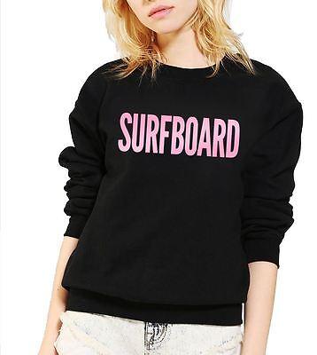 Surfboard Inspired Drunk in Love Unisex Sweatshirt / Jumper