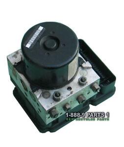 LOCK BRAKE PUMP ASSEMBLY AUDI Q7 AWD 3.6L 4.2L 07-12 Stk# L330E22 ABS ANTI