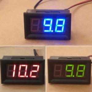 50℃~110℃ Thermometer Digital LED Temperatur Anzeige Temperaturanzeige DC 5V-12V