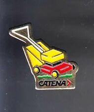 RARE PINS PIN'S .. AGRICULTURE TRACTEUR TRACTOR OUTIL TOOL TONDEUSE CATENA ~BB