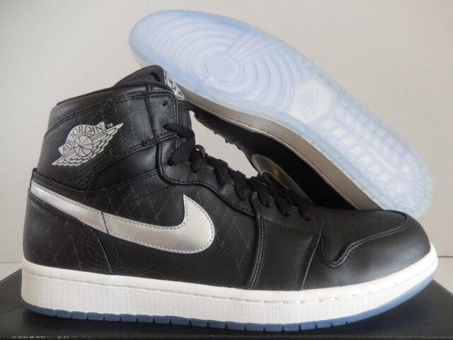 e635e3b9ee7 Nike Air Jordan 1 One Retro Hi Allstar 850703-011 Passport Black ...