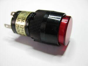 Schalter-DS-731-RT-MS-720-Druckschalter-mit-LED-Beleuchtung-rund-18mm-rot