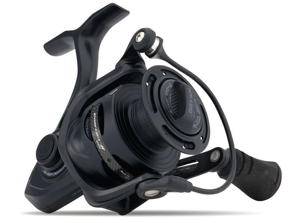 Penn Conflict II 5000 Long Cast Saltwater Spinning Fishing Reel - CFTII5000LC