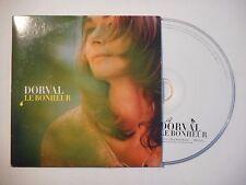 DORVAL : LE BONHEUR ♦ CD SINGLE PORT GRATUIT ♦