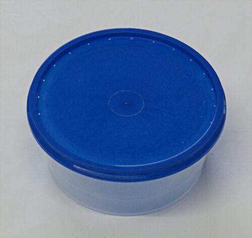 1 neue gelochte  Köderdose  Wurmbox Wurmdose Madendose