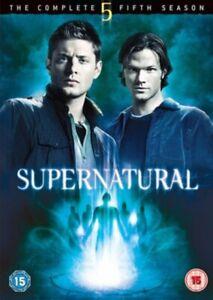 Nuovo Supernatural Stagione 5 DVD