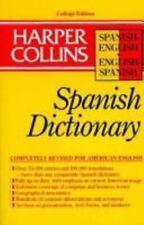 Harper Collins Spanish Dictionary: Spanish-English/English-Spanish/College