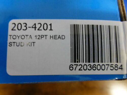 ARP 203-4201 Toyota Head Stud Kit 2.4L 22R 22RE 1981-97 4 Runner