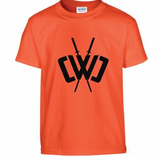 Chad Wild Clay CWC Ninja Adventures Youtuber Gamer Gift Top Tee Kids T-Shirt
