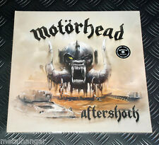 Motorhead 'Aftershock' LTD Edition Amber Color Vinyl LP Rare 1000cop Sealed/New