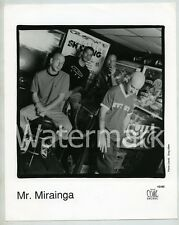 Promo Publicity photo Mr. Mirainga   Vintage Pinball Machine