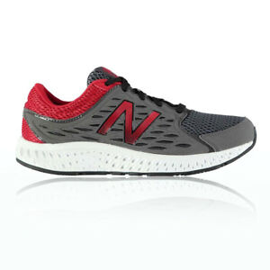 Image is loading New-Balance-M420v3-Mens-Red-Grey-Cushioned-Running-