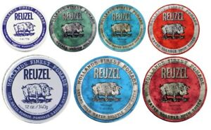 REUZEL-Hair-Pomade-CHOOSE-YOUR-TYPE-AND-SIZE