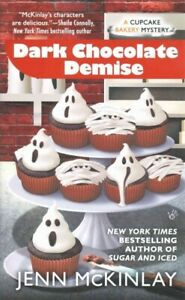 Dark-Chocolate-Demise-Paperback-by-McKinlay-Jenn-Brand-New-Free-shipping