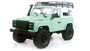 RC-Gelaendewagen-Crawler-4WD-1-16-RTR-metallic-gruen-inkl-Akku