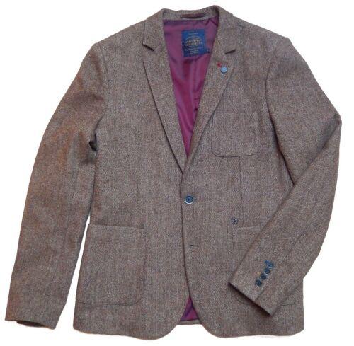 Dstrezzed Tweed srotolati Cachi JACKET