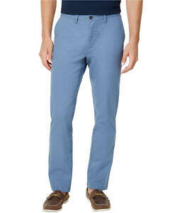 undefeated x cheapest price shop best sellers Details about TOMMY HILFIGER Light Sky Blue Flat Front Straight Fit Chino  Pants *NEW 31x32