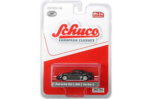 Schuco-1-64-European-Classics-PORSCHE-911-991-TURB-MiJo-Exclusives
