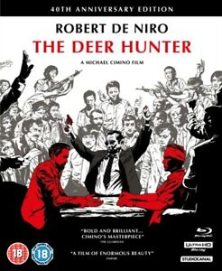 Neu-The-Deer-Hunter-40th-Jubilaeum-Collector-039-s-Edition-Blu-Ray-OPTBD4197
