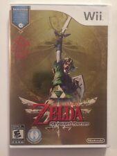 The Legend of Zelda - Skyward Sword. Brand New, Factory Sealed! Bonus Soundtrack