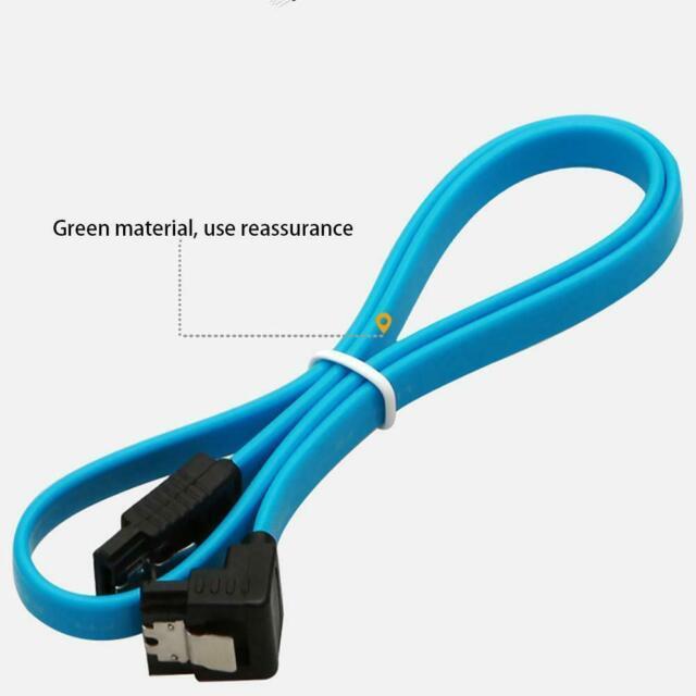 SATA 3 USB 3.0 Hard Drive Data Cable Line High Speed 50cm SSD 6Gbps L4U5 Fo E2T1
