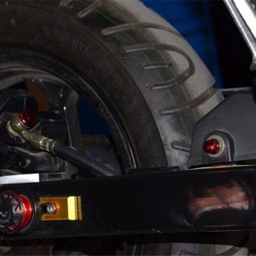 30Pcs//Pak Motorrad Schrauben Muttern Abdeckung Für Yamaha Kawasaki Honda Harley