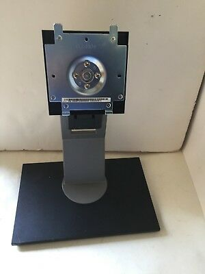 """Dell 2408WFP 2407WFP Stand LCD Monitor Y Base 24/"""" Tilt Rotate Height Swivel"""