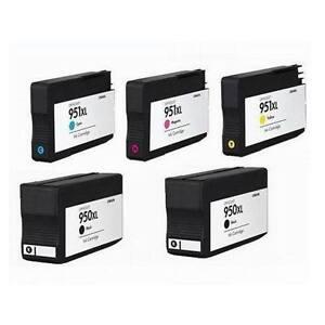 5-PK-Compatible-HP-ink-cartridges-for-HP-950XL-951-XL-OfficeJet-Pro-8100-8600