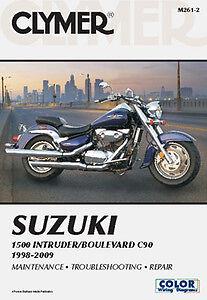 2005 suzuki vl1500 c90 boulevard motorcycle owners manual -vl.