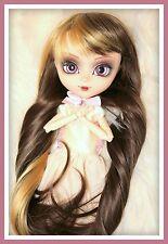 "❤Pullip HENRI 12"" Fashion Groove Doll Custom LEEKE Wig New Eyes Obitsu Dress❤"