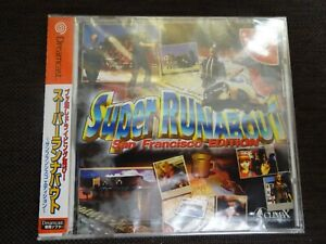 Super-Runabout-San-Francisco-Edition-Sega-Dreamcast-NEW