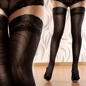 strapsstr mpfe halterlose str mpfe stockings blickdicht. Black Bedroom Furniture Sets. Home Design Ideas