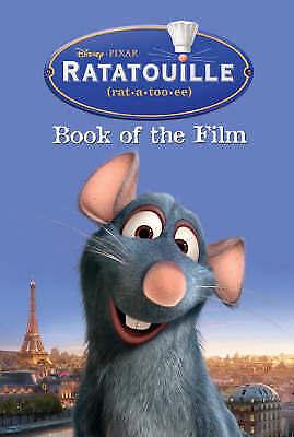 """AS NEW"" , Disney Ratatouille (Disney Book of the Film) Book"