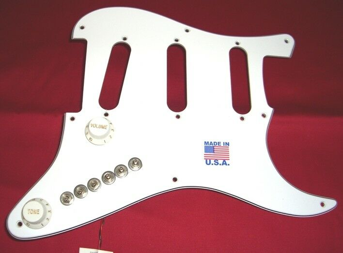 Upgrade Fits Eric Johnson Thinline for 35 Pickup Tones Blaus Jazz Metal Country
