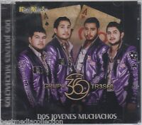 Grupo 360 Cd Dos Jovenes Muchachos - Neto Roka - Dos Banderas 14 Corridos