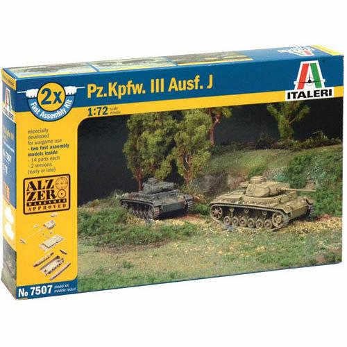 /Special Automotive 251//1/Model D Fast Assembly Kit 72/510007516/ Italeri 1