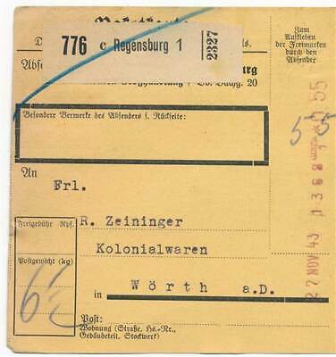 Regensburg 1 Paketkt Trendmarkierung 210889 Dr Registrierkassenstpl