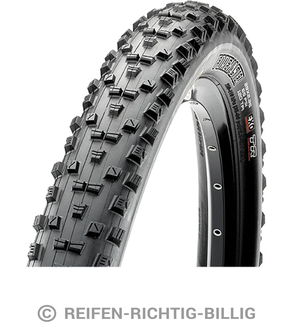 Maxxis Fahrradreifen 60-584 27 5 x 2.35 2.35 2.35 650B Forekaster DualCompound TR EXO falt 89c323