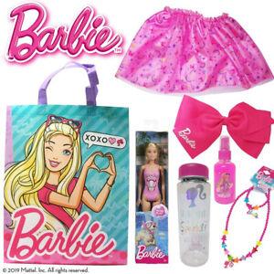 Barbie-Showbag-Kids-Easter-Gift-Barbie-Doll-Drink-Bottle-Girls-Show-Bag