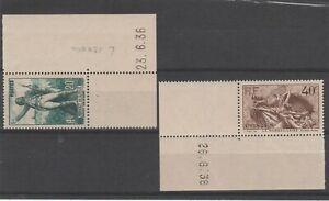 FRANCOBOLLI-1936-FRANCIA-C-20-40-ROUGET-MNH-E-1612