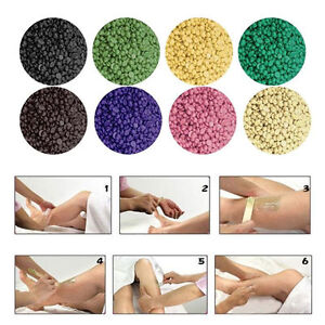 painless depilatory wax soft hair removal leg armpit pearl hard wax beads 50g ebay. Black Bedroom Furniture Sets. Home Design Ideas